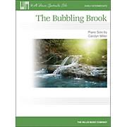 Willis Music The Bubbling Brook - Early Intermediate Piano Solo Sheet