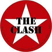 C&D Visionary The Clash Magnet - Star logo