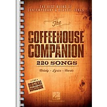 Hal Leonard The Coffeehouse Companion Fake Book