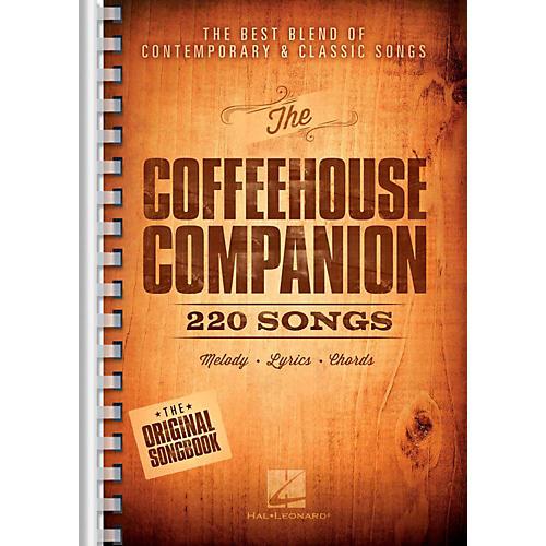 Hal Leonard The Coffeehouse Companion Fake Book-thumbnail
