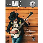Alfred The Complete 5-String Banjo Method: Mastering Banjo, Book & Online Audio & Video