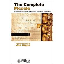 Carl Fischer The Complete Piccolo Book