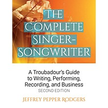 Backbeat Books The Complete Singer-Songwriter Book Series Softcover Written by Jeffrey Pepper Rodgers
