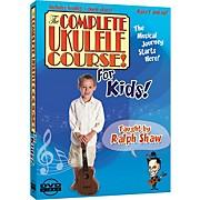 Emedia The Complete Ukulele Course for Kids DVD