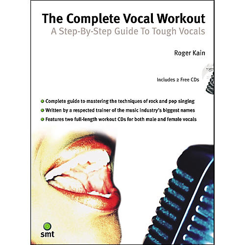 Sanctuary The Complete Vocal Workout Book and CD-thumbnail