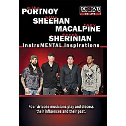 The Drum Channel PSMS Portnoy, Sheehan, MacAlpine & Sherinian:  InstruMENTAL Inspirations Drum DVD (93-DV10056501)