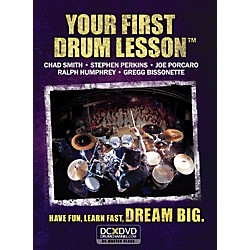 The Drum Channel Your First Drum Lesson DVD (93-DV10035001)