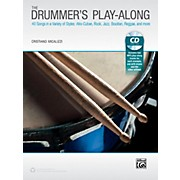 Alfred The Drummer's Play-Along - Book & CD