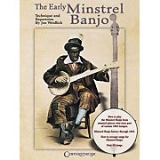 Centerstream Publishing The Early Minstrel Banjo Tab Songbook