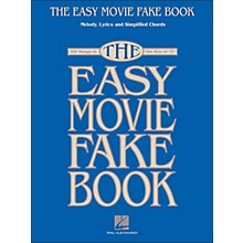 Hal Leonard The Easy Movie Fake Book - 100 Songs In The Key Of C