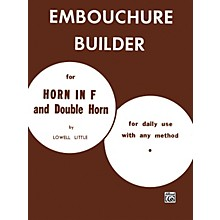 Alfred The Embouchure Builder Book