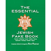Tara Publications The Essential Jewish Fake Book Tara Books Series Softcover