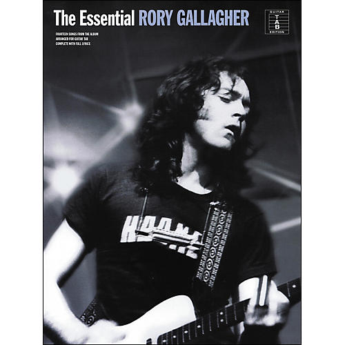 Music Sales The Essential Rory Gallagher Vol. 1 Tab Book