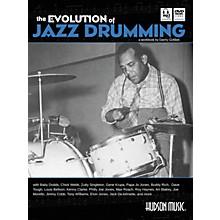 Hudson Music The Evolution Of Jazz Drumming (Book/CD/DVD)