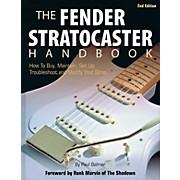 Hal Leonard The Fender Stratocaster Handbook - 2nd Edition