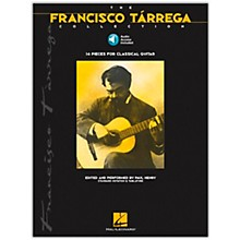 Hal Leonard The Francisco Tarrega Collection Tab & Notation Book with CD