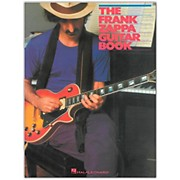 Hal Leonard The Frank Zappa Guitar Book