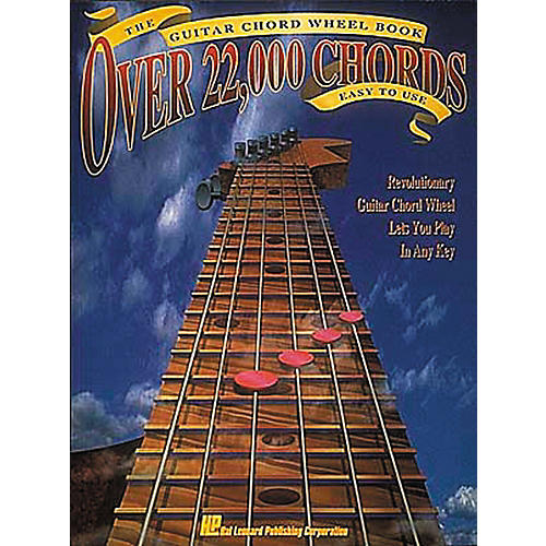 The Guitar Chord Wheel Book - WWBW