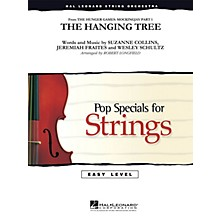 Hal Leonard The Hanging Tree Easy Pop Specials For Strings by Jennifer Lawrence Arranged by Robert Longfield