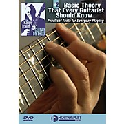 Homespun The Happy Traum Guitar Method: Basic Theory That Every Guitarist Should Know DVD by Happy Traum