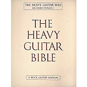 Cherry Lane The Heavy Guitar Bible Book
