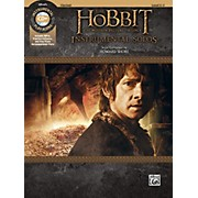 BELWIN The Hobbit - The Motion Picture Trilogy Instrumental Solos Clarinet Book & CD Level 2-3 Songbook