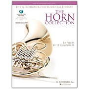 G. Schirmer The Horn Collection Easy To Intermediate Horn/Piano G. Schirmer Instr Library Book/CD