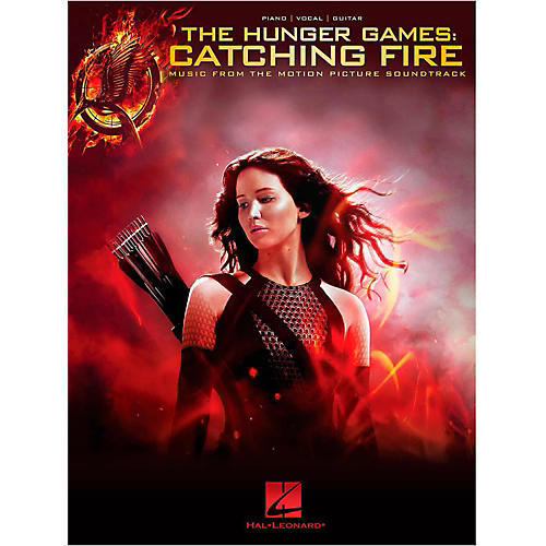 Hal Leonard The Hunger Games : Catching Fire - Music From The Motion Picture Soundtrack for Piano/Vocal/Guitar-thumbnail