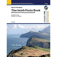 Schott The Irish Flute Book Woodwind Series Softcover with CD