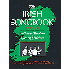 Music Sales The Irish Songbook Music Sales America Series Softcover Performed by The Clancy Brothers
