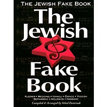 Tara Publications The Jewish Fake Book Tara Books Series