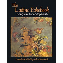 Tara Publications The Ladino Fakebook (Songs in Judeo-Spanish Melody/Lyrics/Chords) Tara Books Series Softcover