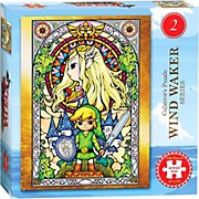 USAOPOLY The Legend of Zelda Wind Waker Collector's Puzzle Series #2