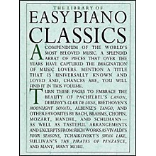 Music Sales The Library Of Easy Piano Classics