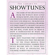 Music Sales The Library Of Showtunes Piano/Vocal/Guitar