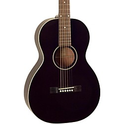The Loar 216 O-Style Small Body Acoustic Guitar (LO-216-BK)
