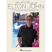 Hal Leonard The Love Songs Of Elton John For Piano/Vocal/Guitar