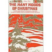 Alfred The Many Moods of Christmas Suite 1 SATB