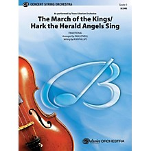 Alfred The March of the Kings / Hark the Herald Angels Sing String Orchestra Grade 3