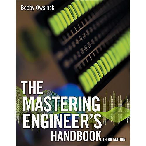 Cengage Learning The Mastering Engineer's Handbook, Third Edition-thumbnail