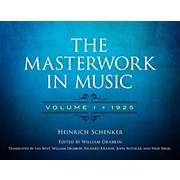 Alfred The Masterwork in Music, Volume I 1925 - Volume I 1925