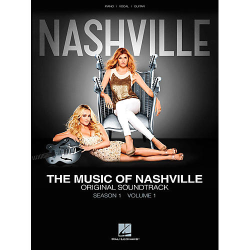 Hal Leonard The Music Of Nashville Season 1, Volume 1 for Piano/Vocal/Guitar-thumbnail