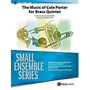Alfred The Music of Cole Porter for Brass Quintet Concert Band Grade 3.5 Set