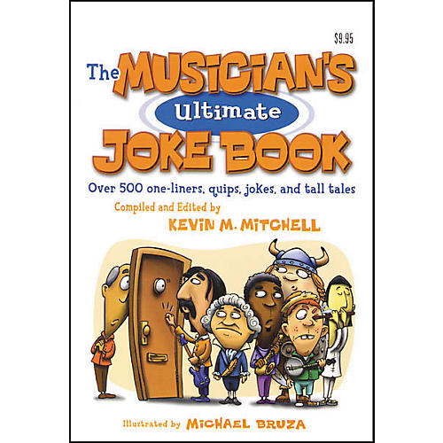 Hal Leonard The Musician's Ultimate Joke Book