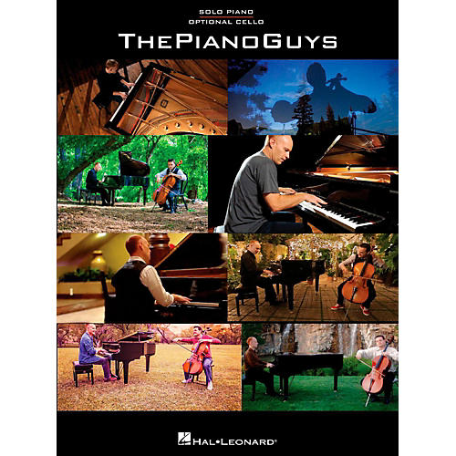 Hal Leonard The Piano Guys for Solo Piano with Optional Cello-thumbnail