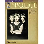 Hal Leonard The Police Guitar Signature Licks Book with CD