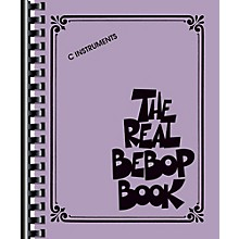 Hal Leonard The Real Bebop Book - C Edition