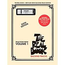 Hal Leonard The Real Book Backing Tracks, Volume 1 (USB Flash Drive)