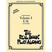 Hal Leonard The Real Book Play-Along (3-CD Set)