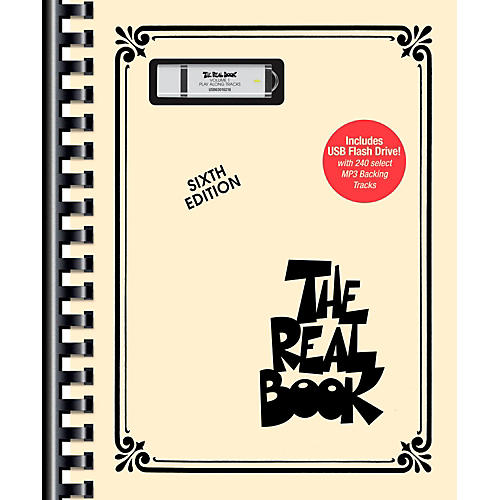 Hal Leonard The Real Book Volume 1 Book/USB Flash Drive Play-Along Pack-thumbnail